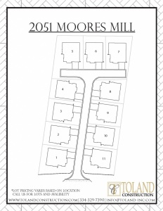 Twenty 51 Site Map